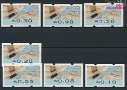 RFA (FR.Allemagne) Atm8 Taux De VS1 (0,05,0,08, 0,10,0,20,0,30,0,90,1,50) Neuf Avec Gomme Originale 2017 Timbr (9293607 - Unused Stamps