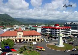 Samoa Apia Clock Tower New Postcard - Samoa