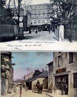 DIVONNE  2 CARTES - Divonne Les Bains