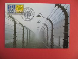Carte Maximum 1995 N° 2941 - Cachet Strasbourg - Cartes-Maximum