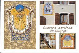 ART STREET ART PEINTURE MURALE CADRAN SOLAIRE LES CADRANS SOLAIRES 05 LE PARC RÉGIONAL DU QUEYRAS PQ 156 - Arts