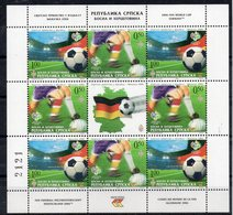BOSNIE HERZEGOVINE  Timbres * *  De 2006 ( Ref 6271 )  Sport - Football - Bosnien-Herzegowina