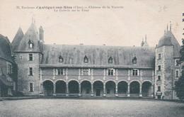 18-Aubigny-sur-Nère..Château De La Verrerie - Aubigny Sur Nere