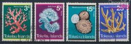 Tokelau Gestempelt Korallen 1973 Korallen  (9294131 - Tokelau