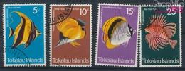 Tokelau Gestempelt Fische Des Korallenriffs 1975 Fische Des Korallenriffs  (9294129 - Tokelau