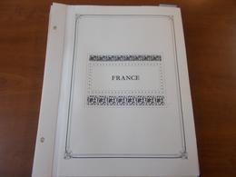Lot N° 358 FRANCE   Collection Sur Page D'albums Anciens Et Semi Mod. Tous Obl. .  No Paypal - Timbres
