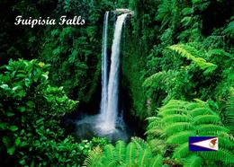 Samoa Fuipisia Falls New Postcard - Samoa