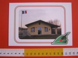 G.2 ITALIA ARBORIO VERCELLI CARD NUOVA 2016 100 ANNI GRANDE GUERRA SEDE GRUPPO ALPINI - OPACA - Storia