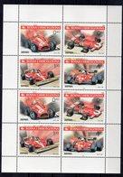 BOSNIE HERZEGOVINE  Timbres * *  De 2001 ( Ref 6273 )  Sport Automobile - Ferrari - Bosnie-Herzegovine