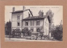 CPA 45, Dordives, Le Moulin De Nançay, Pavillon-hôtel, Calèche, Cheval - Dordives