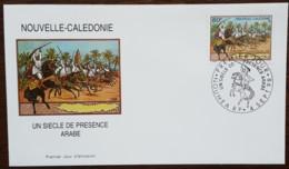 Nouvelle-Calédonie - FDC 1998 - YT N°763 - Un Siècle De Présence Arabe - FDC
