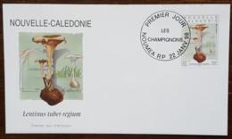 Nouvelle-Calédonie - FDC 1998 - YT N°750 - Flore / Champignons - FDC
