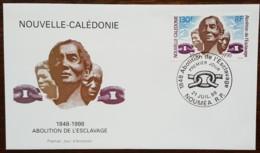 Nouvelle-Calédonie - FDC 1998 - YT N°756 - Abolition De L'Esclavage - FDC