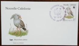 Nouvelle-Calédonie - FDC 1998 - YT N°768 - Protection De La Faune / Le Cagou - FDC