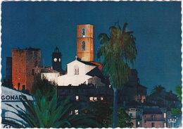 06. Gf. GRASSE La Nuit. La Cathédrale Illuminée. 29 - Grasse