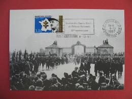 Carte Maximum 1997 N° 3126 - Cachet  Paris 7 Ecole Militaire - Cartes-Maximum