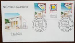 Nouvelle-Calédonie - FDC 1999 - YT N°797 - Lycée Professionnel Auguste Escoffier - FDC