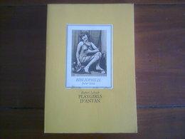 PLAYGIRLS D'ANTAN - Livre De R. LEBECK Regroupant 77 Cartes Postales Des Environs De 1900 - Nus Artistiques - - Livres, BD, Revues