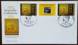 Nouvelle-Calédonie - FDC 1999 - YT N°799 - Philexfrance / Exposition Philatélique / Triquera - FDC