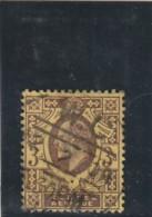 /// Grande Bretagne - N° 111 Côte 15€ - 1902-1951 (Kings)