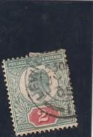 /// Grande Bretagne - N° 109 Nuance Vert Jcôte  23€ - 1902-1951 (Kings)