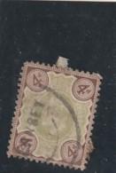 /// Grande Bretagne - N° 112  Côte  20€ - 1902-1951 (Kings)