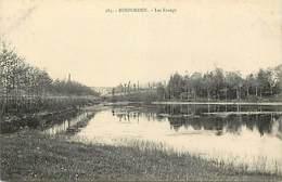 - Finistère -ref-E153-  Rosporden - Les Etangs - Etang - Carte Bon Etat - - Autres Communes