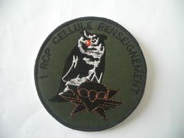 Patch Commandos Parachutistes - Ecussons Tissu