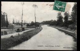 45, Presnoy, Canal D'Orleans, Le Port - France
