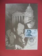 Carte Maximum 1996 N° 3038 - Cachet  Paris 05 Mouffetard - Cartes-Maximum