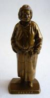 FIGURINE PUBLICITAIRE MOKAREX - LE SECOND EMPIRE -  BALZAC - Figurines