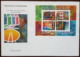 Nouvelle-Calédonie - FDC 2000 - YT BF N°24 - Festival Des Arts Du Pacifique - FDC
