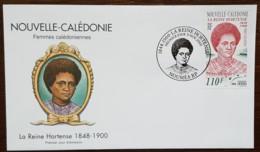 Nouvelle-Calédonie - FDC 2000 - YT N°826 - La Reine Hortense - FDC