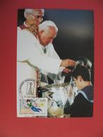 Carte Maximum 1997 N° 3059 - Cachet  Paris - Cartes-Maximum