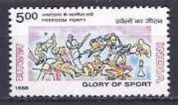 Chess India 1988 Deportes - Ajedrez
