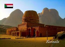 Sudan Kassala Khatmiyya Hasan Tomb New Postcard - Soudan