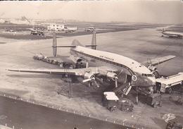 CPSM Années '50  Orly  Air France  Avion Bréguet 2 Ponts - 1946-....: Ere Moderne