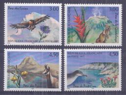 Francia 1997. YT = 3054-57 - Nuevos Sin Fijasellos (**). Naturaleza - Francia