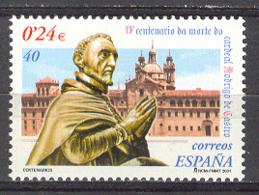 Spain 2001 - Cardenal Rodrigo De Castro  Ed 3801 (**) - 2001-10 Unused Stamps