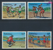 Tokelau Gestempelt Ballspiele 1979 Ballspiele  (9294123 - Tokelau