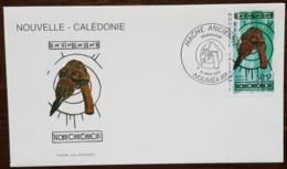 Nouvelle-Calédonie - FDC 2002 - YT N°866 - Hache Ancienne - FDC