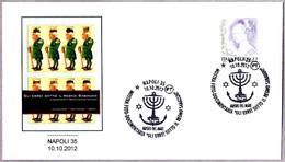 GLI EBREI SOTTO IL REGNO SABAUDO - MENORAH - Judaismo - Judaica. Napoli 2012 - Judaísmo