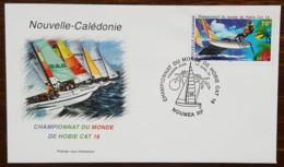Nouvelle-Calédonie - FDC 2002 - YT N°867 - Championnats Du Monde De Hobie Cat 16 / Sport - FDC