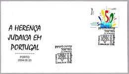 HERENCIA JUDIA EN PORTUGAL - Jewish Heritage In Portugal. Porto 2004 - Judaísmo