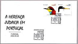 HERENCIA JUDIA EN PORTUGAL - Jewish Heritage In Portugal. Funchal 2004 - Judaísmo