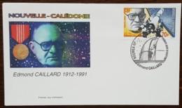 Nouvelle-Calédonie - FDC 2002 - YT N°874 - Edmond Caillard - FDC