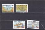 Antigua Nº 1063 Al 1066 - Antigua Y Barbuda (1981-...)