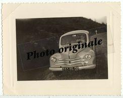 Photo Auto Voiture Automobile Car - RENAULT 4CV - Coches