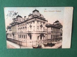 Cartoline Bucuresti - Banca Nationala A Romaniei - 1920 - Unclassified