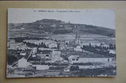 EPERNAY-vue Generale Du Mont-bernon - Epernay